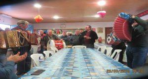 Almoço convívio organizado pelas rádios São Miguel e Pampilhosa 97.8, em Singral, Campelo