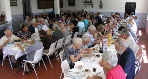 Almoço de Convívio em Troviscais