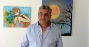Livro e exposição de pintura de Carlos Crisóstomo no CIT