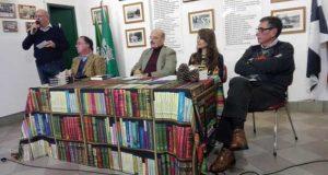 Casa do Concelho de Castanheira de Pera – Magusto, apresentação de livro e excelente tarde de convívio