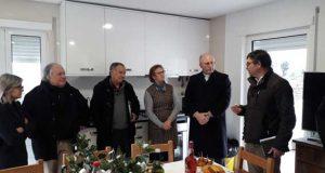 Pedrógão Grande: Bispo e Cáritas diocesana visitaram pessoas e casas reconstruídas