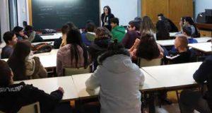 In(forma-te) – Sessão de aconselhamento vocacional junta alunos do 9ºano e Vereadora do Município de Pampilhosa da Serra