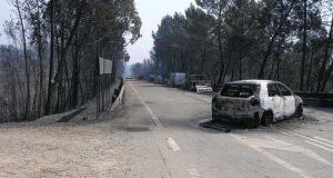 Infraestruturas de Portugal inspecionou EN236-1 dias antes do incêndio dePedrógão