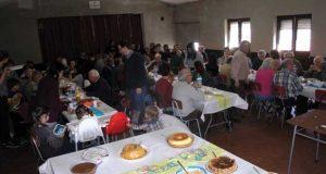 Almoço da Comissão da Capela da Gestosa Fundeira