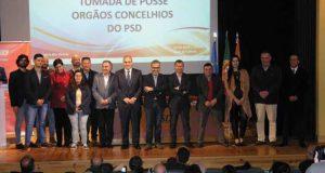 PSD – Novos Órgão Concelhios tomaram posse