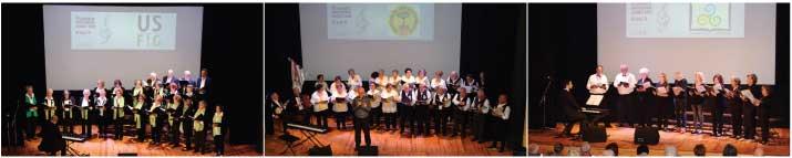 III Encontro de Grupos Musicais Seniores USFIG