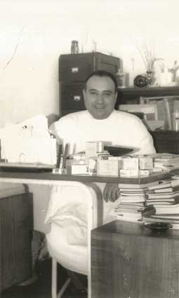 Faleceu o Dr. Delmino Cortez