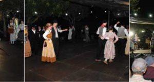 14º Festival de Folclore e 8º Encontro de Concertinas envolveu 11 coletividades