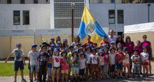 Hastear da Bandeira anuncia início das festas do concelho
