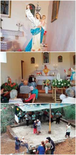Festa de N. Sra. da Boa Viagem em Peralcovo, Campelo, Figueiró dos Vinhos