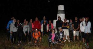 Pampilhosa da Serra:  Descida noturna pedestre'19: Chuva não demoveu aventureiros