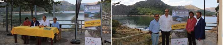 Pampilhosa da Serra:  GranFondo Aldeias do Xisto apresentado em Santa Luzia