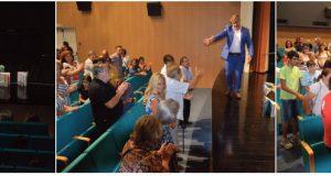 Contador de Histórias na Casa Municipal da Cultura: Humor e boa disposição no regresso do ACASO Festival de Teatro a Pedrógão Grande