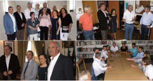 FNE e UGT na abertura do ano escolar em Castanheira de Pera e Figueiró dos Vinhos