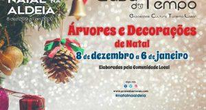 Castanheira de Pera: Artes e Decorações de Natal na Casa do Tempo