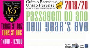 Castanheira de Pera: Passagem de Ano no Grémio Recreativo União Perense