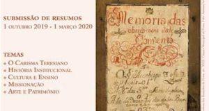 II Congresso Internacional – A Reforma Teresiana em Portugal – novas abordagens de pesquisa
