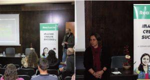 """Pampilhosa da Serra: """"Teen Talks"""": jovens pampilhosenses conhecem histórias e rostos do empreendedorismo"""