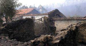 PedrógãoGrande: MP mantém acusação a arguidos no caso da construção de casas