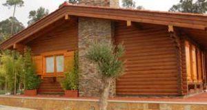 AVP: Casas feitas de madeira