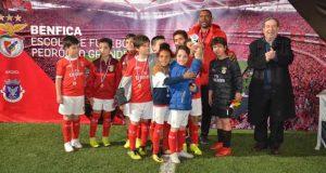 Torneio de Futebol Infantil em Pedrógão Grande