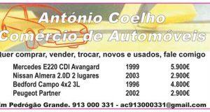 António Coelho – Comércio de Automóveis