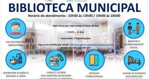 Castanheira de Pera: COVID-19 – Biblioteca Municipal vai reabrir