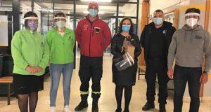 Pampilhosa da Serra: COVID-19 – Recomeço das aulas – Município entregou material de proteção individual na Escola