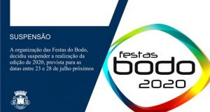Pombal: COVID-19 – Festas do Bodo 2020 suspensas