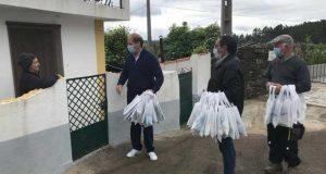 Pampilhosa da Serra: COVID-19 – Município concluiu entrega de kits de proteção a toda a população do concelho