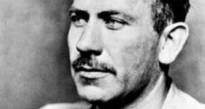 A sugestão para o mês de Junho é: John Steinbeck