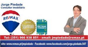 Jorge Piedade – Consultor Imobiliário