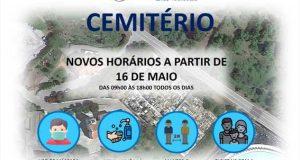 Castanheira de Pera – Cemitério com novas regras e horário