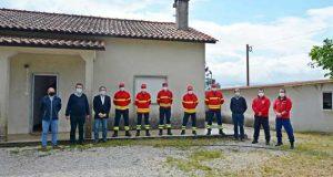 Figueiró dos Vinhos: COVID-19 – Nova base de operações para equipas de Combate a Incêndios