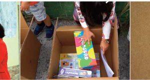 """Pampilhosa da Serra – Dia Mundial da Criança: Município entregou """"Baú dos Sonhos"""" a crianças e jovens"""