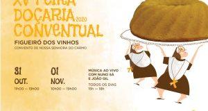 XV Feira de Doçaria Conventual de Figueiró dos Vinhos