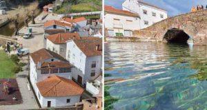 Pe. Ramiro Moreira: Freguesia de Alvares – 2ª Parte: Praia Fluvial do Sinhel e a Construção da Casa de Convívio