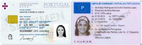 Cartão do Cidadão ou carta de condução expirados continuam válidos até 31 de março 2021
