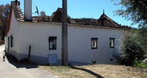 Incêndios: Cento e sessenta casas apoiadas ao abrigo do mecanismo para segundas habitações