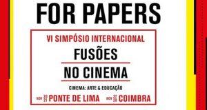 Call for Papers ·VI edição 'Fusões no Cinema'