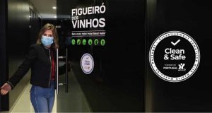 Figueiró dos Vinhos: Posto de Turismo Clean & Safe