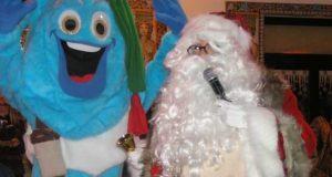 Iniciativa Pai Natal Solidário dos CTT alegrou o Natal de muitas crianças