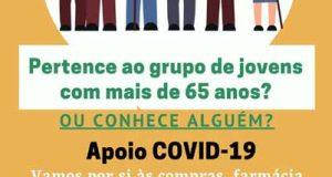 Castanheira de Pera: Apoio COVID-19