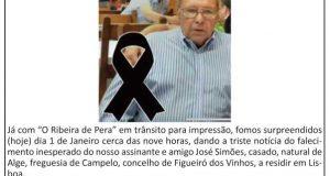 Campelo, Figueiró dos Vinhos – Falecimento: José Simões