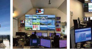 Sistema de videovigilância e deteção automática de incêndios.  CIM Região de Leiria investe no alargamento das capacidades do sistema de videovigilância e deteção automática de incêndios
