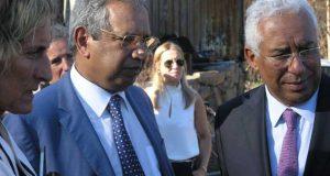 """António Costa afirma que foi recuperado """"muito do que se perdeu"""" quanto a habitações em Pedrógão Grande"""