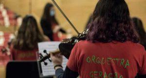 Orquestra Geração alarga a sua área de atuação e chega a Castanheira de Pera e Tondela