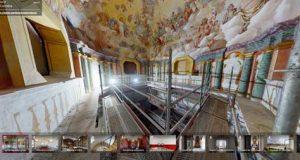 Visita Virtual 3D mostra todos os pormenores do Seminário Maior de Coimbra