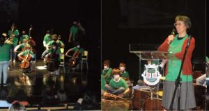 Castanheira de Pera: Projecto Comunidades Geração estreou-se em palco com concerto na Praça da Notabilidade