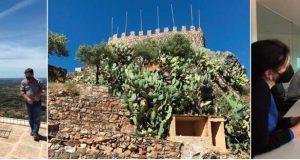 Turismo de Portugal e Turismo do Centro visitaram fortalezas de fronteira no Centro de Portugal